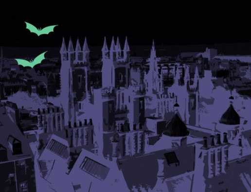 Halloween after party at La Belle Angele Club Edinburgh