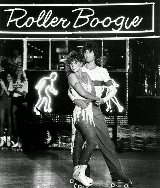 Roller disco edinburgh